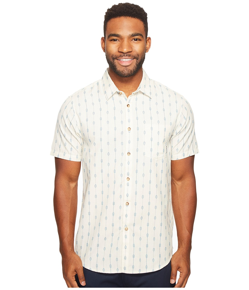 Billabong Traveller Woven Top (Rock) Men