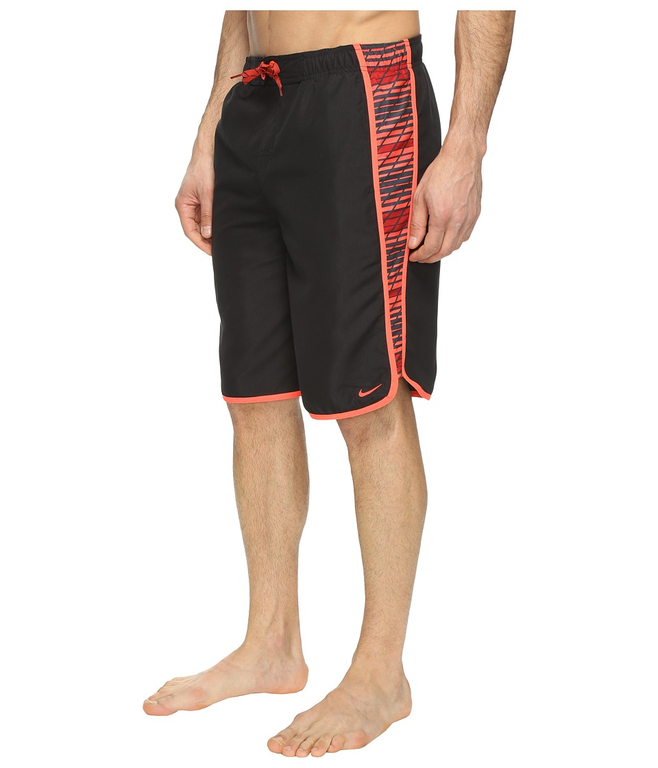 Nike Swift 11 Volley Shorts (Gym Red) Men