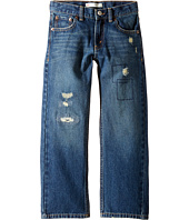 Levi's® Kids - Regular Fit Rip & Repair Jeans (Little Kids)