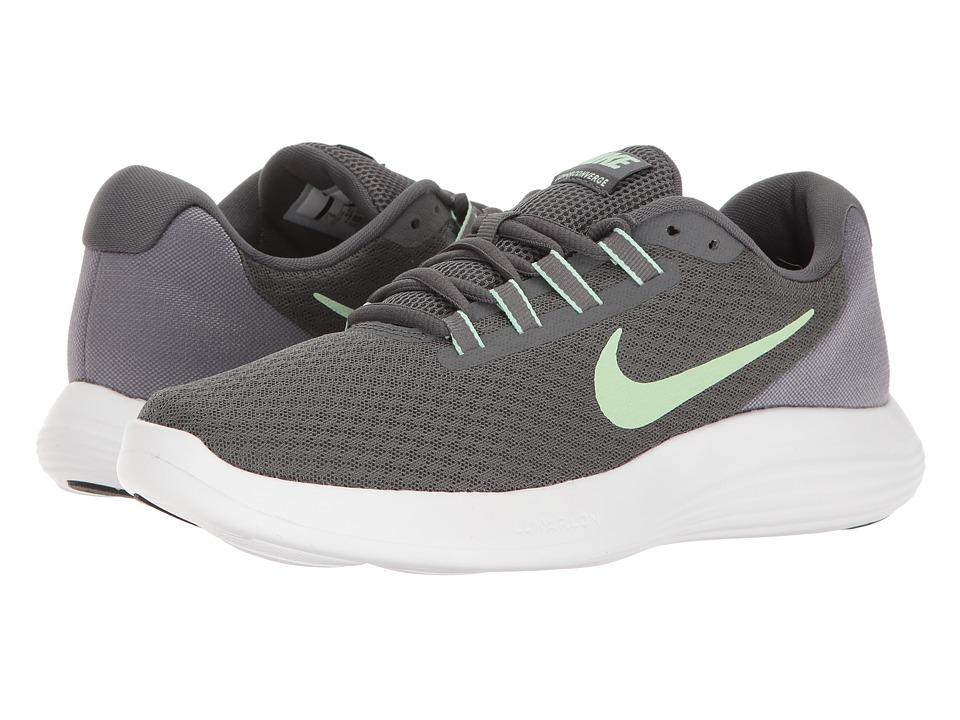 Nike - Lunar Converge (Dark Grey/Fresh Mint/Cool Grey/White) Womens Shoes