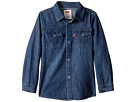 Levi's(r) Kids Barstow Western Shirt (Toddler)