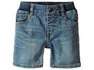 Levi's(r) Kids Westdale Denim Shorts (Infant)