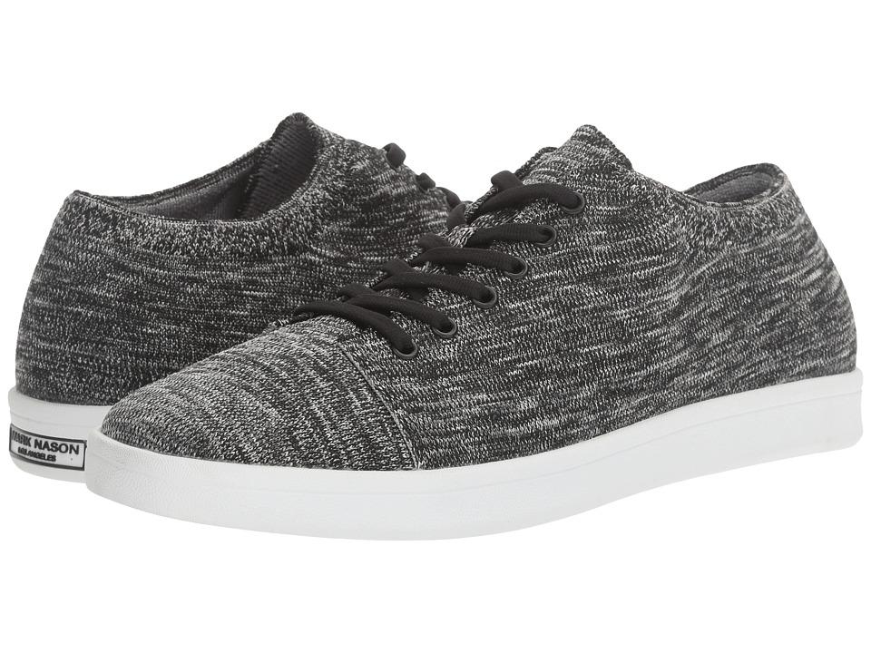 Mark Nason - Loland (Black/Gray Flat Knit) Men's Shoes
