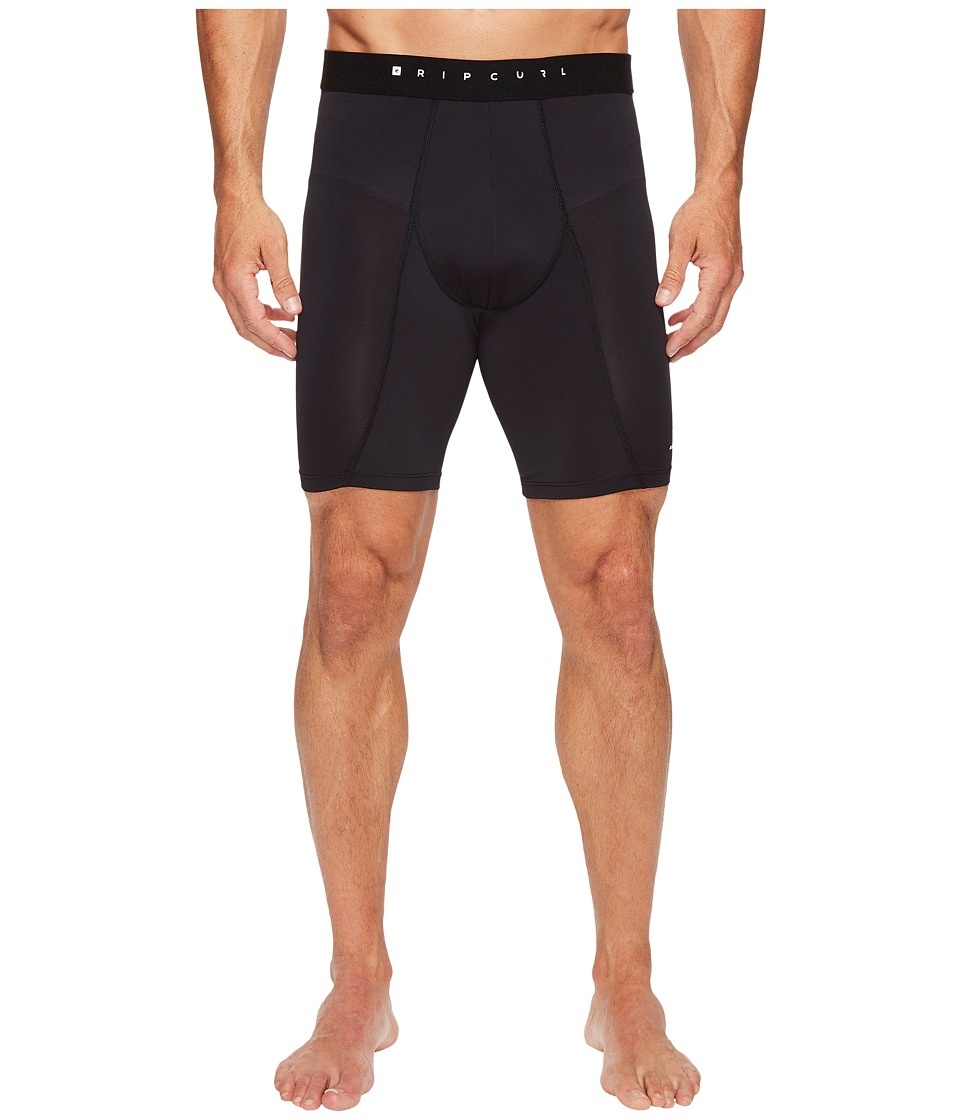 Rip Curl Aggroskin Surf Shorts (Black) Men