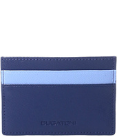 BUGATCHI - Saffiano Two-Tone Card Case