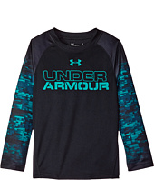 Under Armour Kids - Digiblur Long Sleeve (Little Kids/Big Kids)