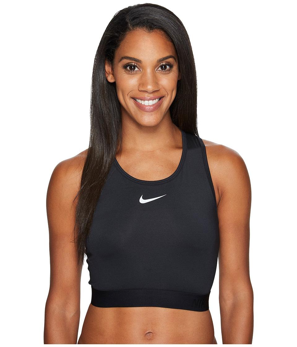 Nike - Pro Hypercool Tank (Black/Pure Platinum) Women's Sleeveless