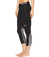 Nike - Pro Cool Light Streak Print Training Capri