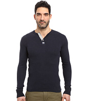 Superdry - Heritage Long Sleeve Grandad