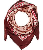 Kate Spade New York - Floral Tile Silk Square Scarf