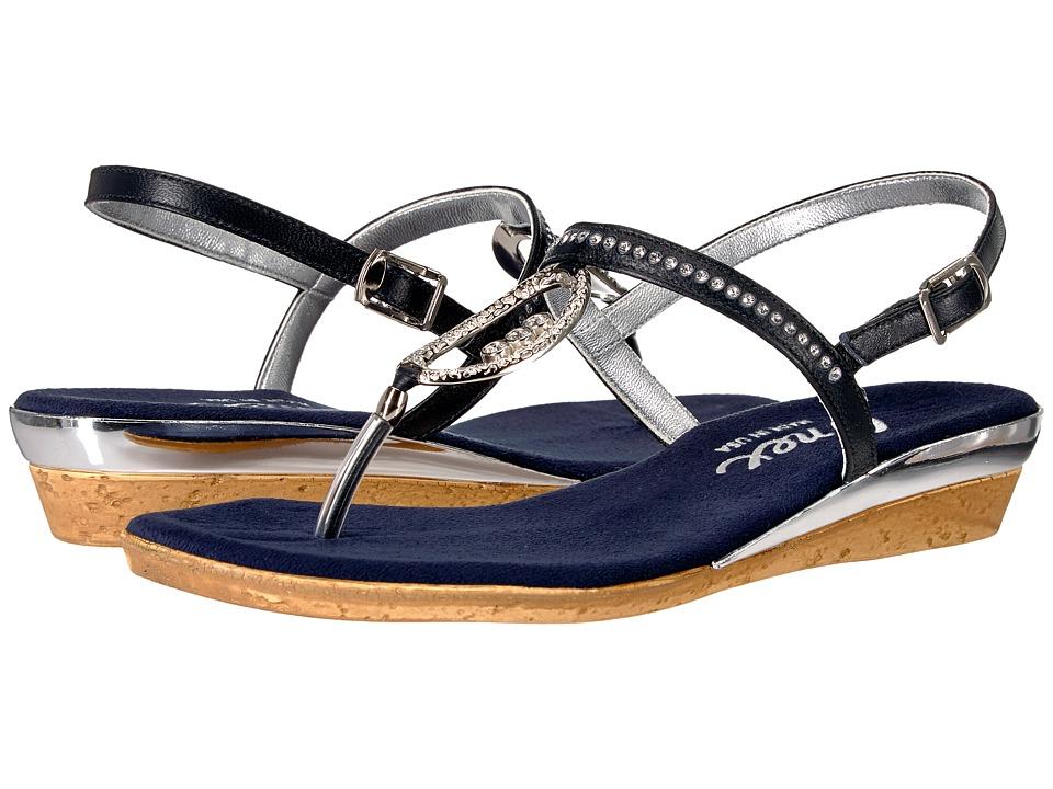 Onex Rolo (Navy) Sandals