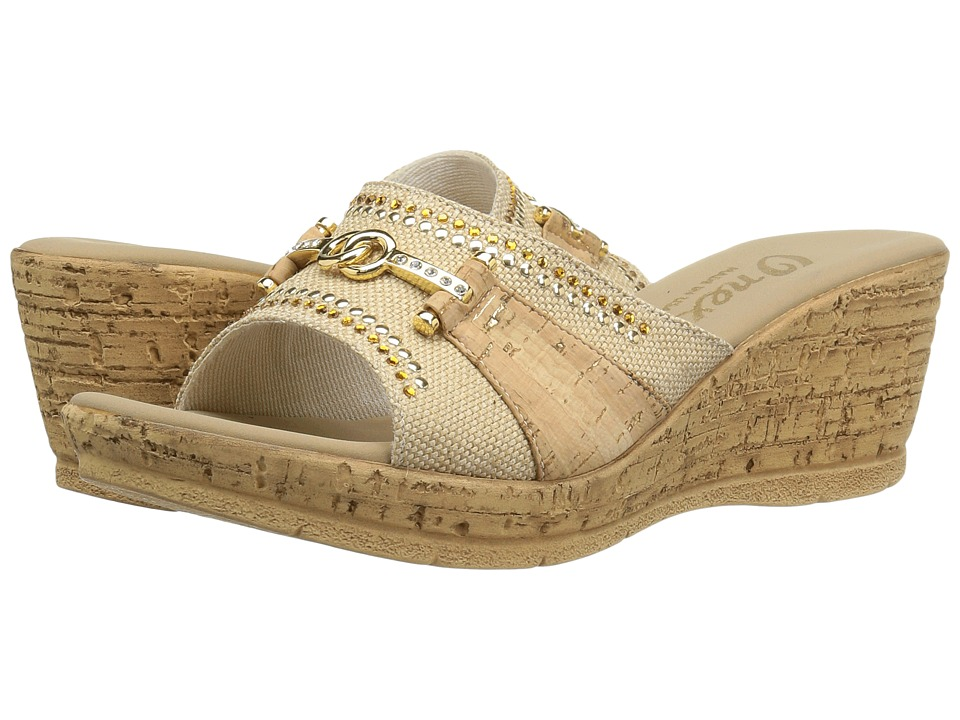 Onex Lynette (Cork) Women's Shoes