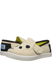 TOMS Kids - Tai + Wildaid Pandas (Infant/Toddler/Little Kid)