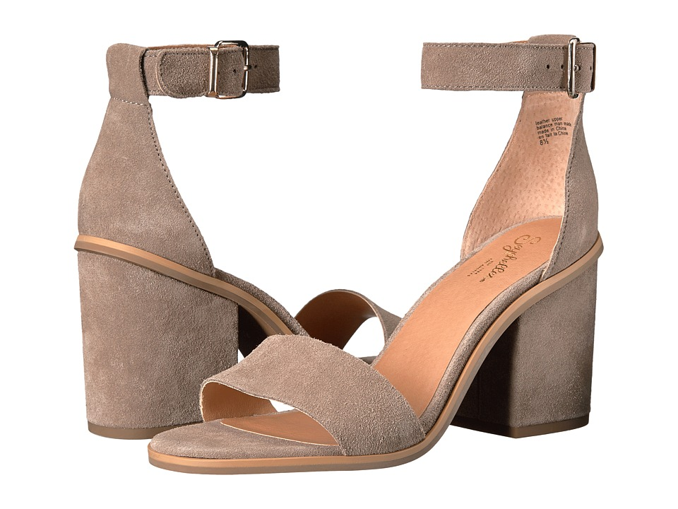 Seychelles Movement (Taupe Suede) Women