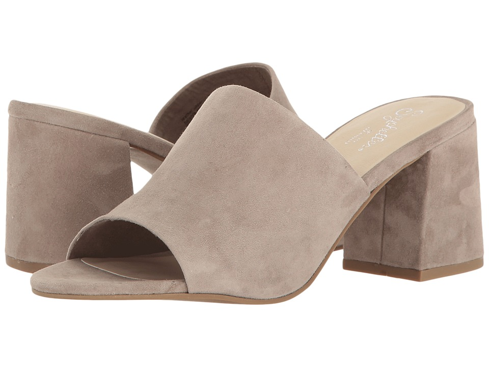 Seychelles Commute (Taupe Suede) Women