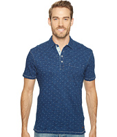 True Grit - Genuine Knit w/ Anchors Polo