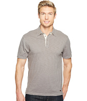 True Grit - Vintage Soft Slub Jersey Short Sleeve Polo w/ Contrast