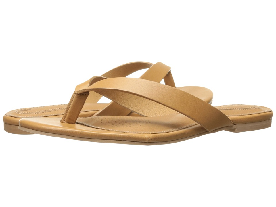 Corso Como Volley (Camel Brushed Leather) Women
