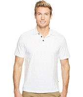 True Grit - Trubador Combed Heather Cotton Slub Short Sleeve Polo