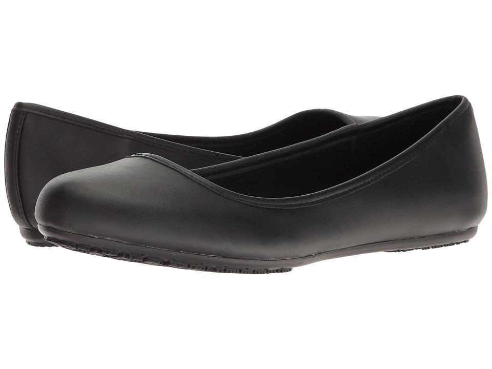 Dr. Scholls Work - Reward (Black) Womens Shoes