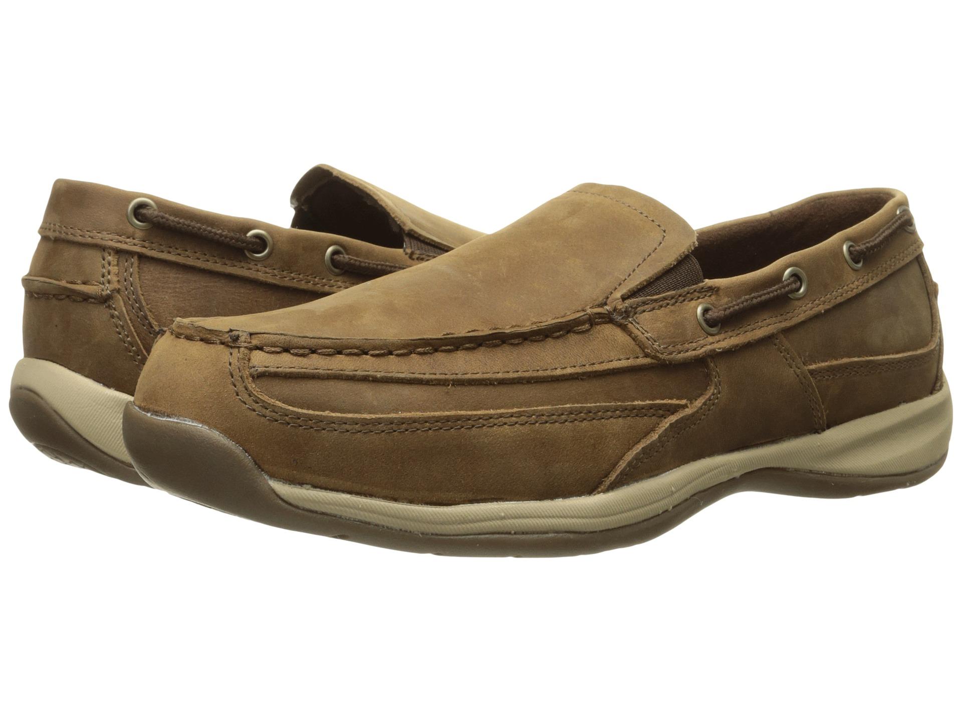 Rockport Boat Shoes Men Images Leather Formal