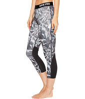 Nike - Pro Cool Painted Palms Print Training Capri