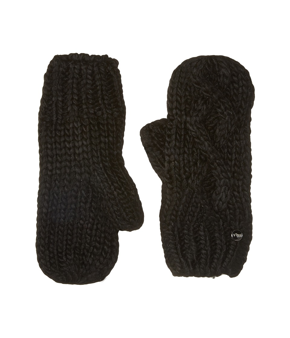BULA Lina Mitten (Black) Over-Mits Gloves
