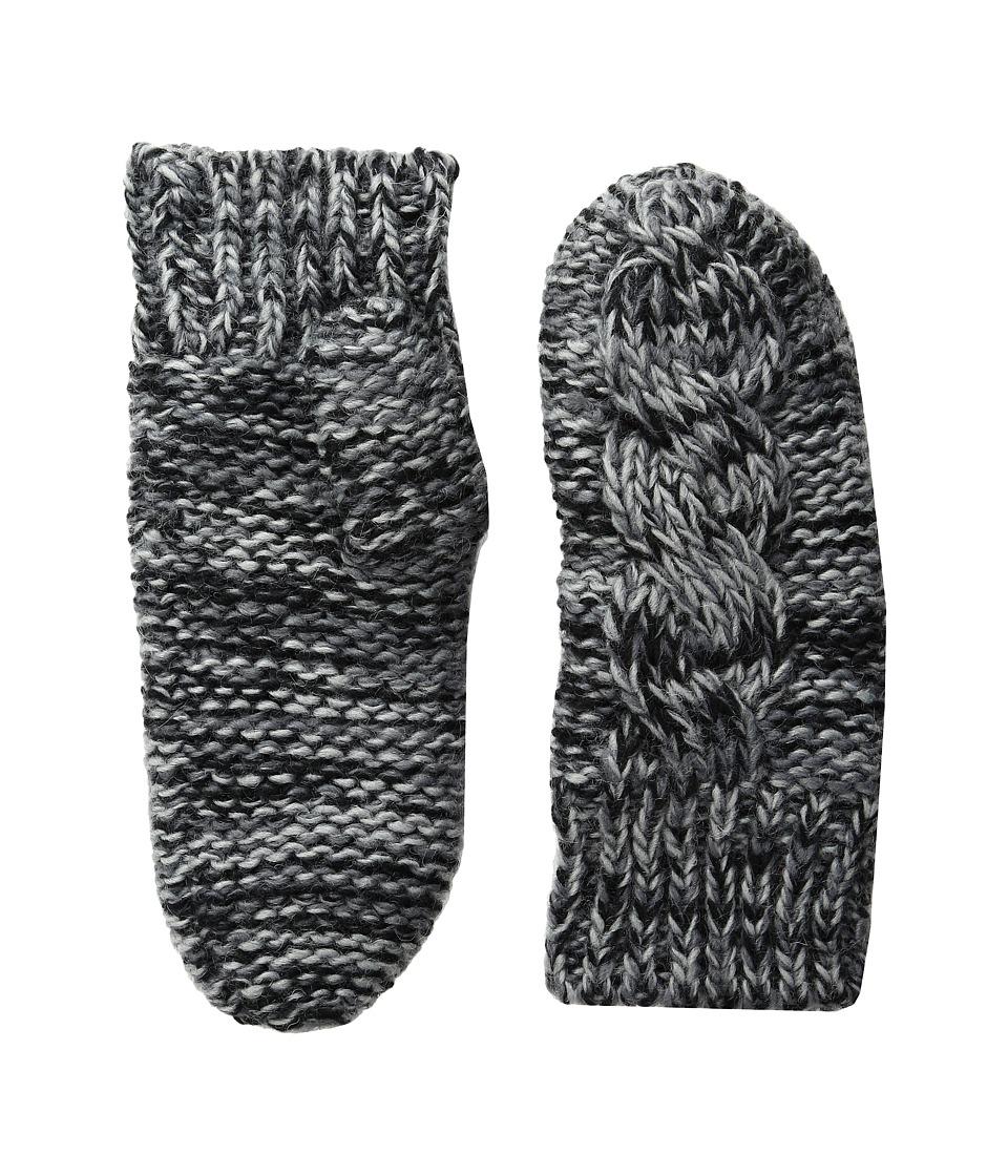 BULA Aran Mitten (Heather Grey) Over-Mits Gloves