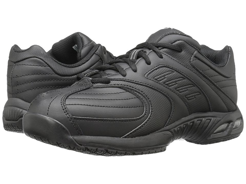 Dr. Scholls Work - Cambridge II (Black Leather) Mens Shoes
