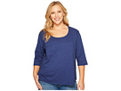Extra Fresh by Fresh Produce Plus Size Jetty Top