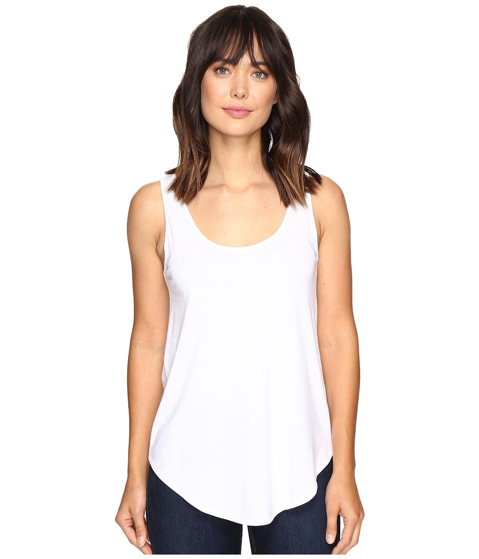 Lilla P - Pima Modal Shirttail Scoop