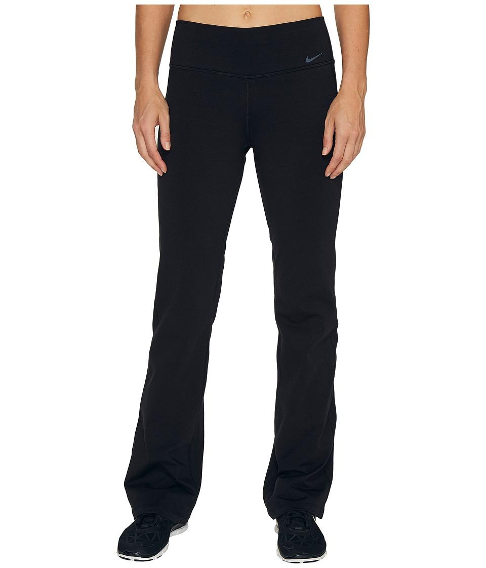 Nike - Dry Training Pant (Black/Cool Grey) Women's Casual Pants