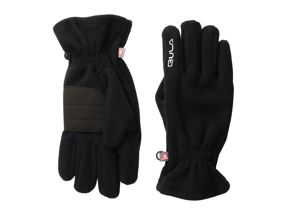 BULA Primaloft Fleece Gloves (Black) Over-Mits Gloves