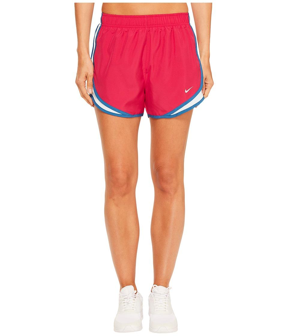 Nike Dry Tempo Short (Sport Fuchsia/Glacier Blue/Wolf Grey) Women