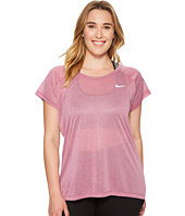 Nike - Breathe Running Top (Size 1X-3X)