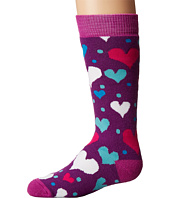 BULA - Kids Hearts Socks (Big Kid)