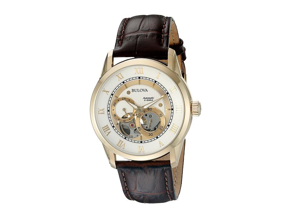 BULOVA Automatic - 97A121 (Gold) Watches