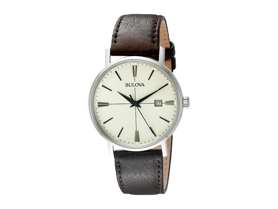 Bulova - Classics - 96B242 (Silver) Watches