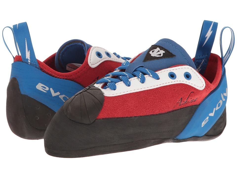 EVOLV - Ashima (Red/White/Blue) Athletic Shoes