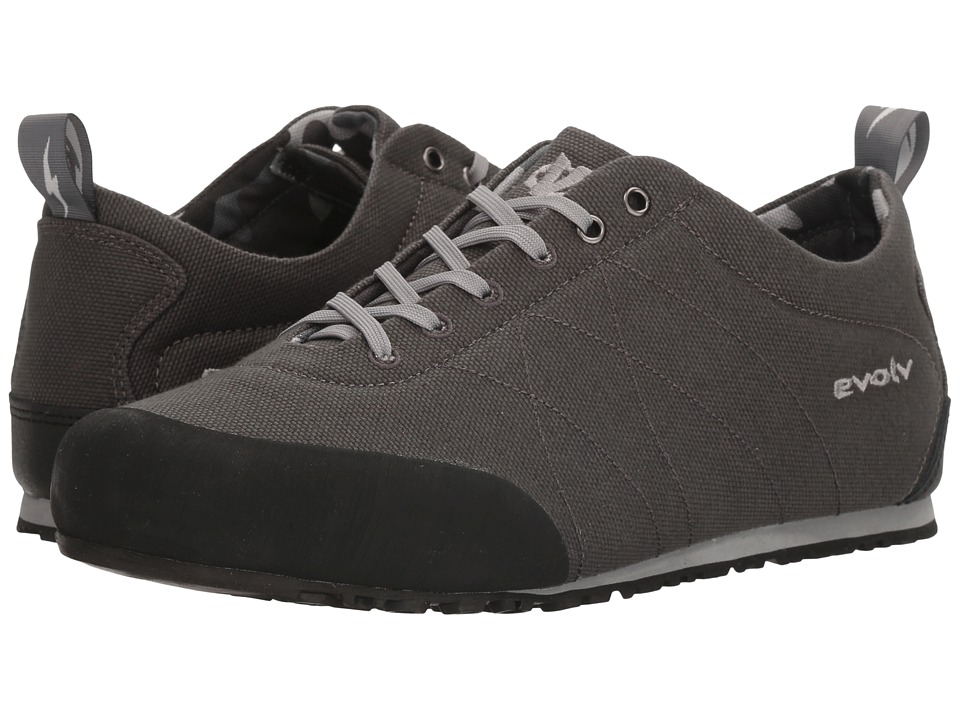 EVOLV - Cruzer Psyche (Camo Gray) Mens Shoes