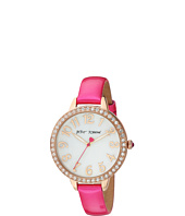 Betsey Johnson - BJ00552-06 - Crystal Bezel