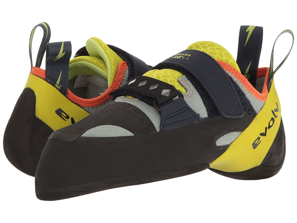 EVOLV - Shakra (Aqua/Neon Yellow) Womens Shoes