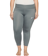 Nike - Power Essential Running Crop (Size 1X-3X)