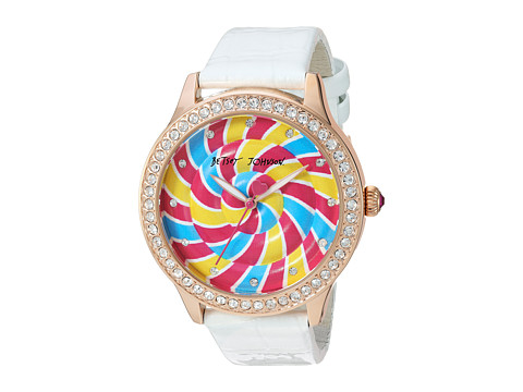 Betsey Johnson BJ00517-64 - Candy Face - Rose Gold/Multi