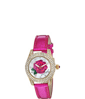 Betsey Johnson - BJ00193-10 - Crystal Bezel
