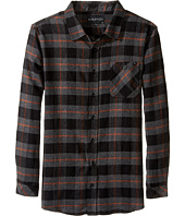 Rip Curl Kids - Countdown Long Sleeve Flannel (Big Kids)