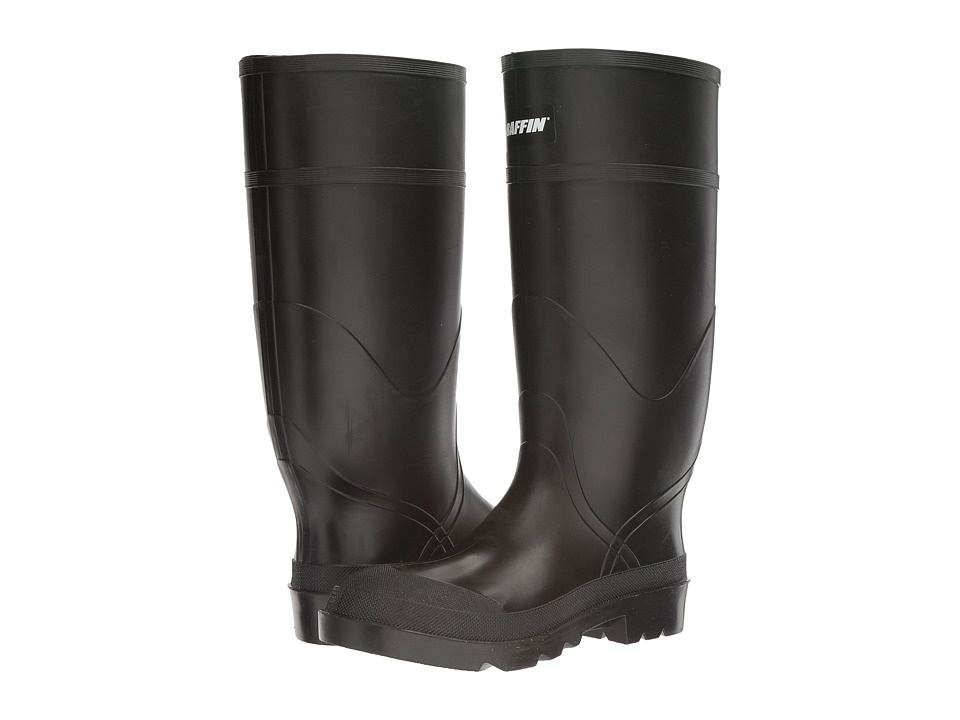 Baffin Express Plain Toe (Black) Boots
