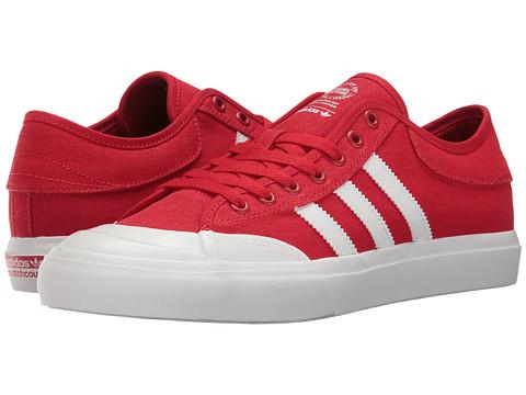 adidas Skateboarding Matchcourt ADV - Scarlet/Footwear White/Gum