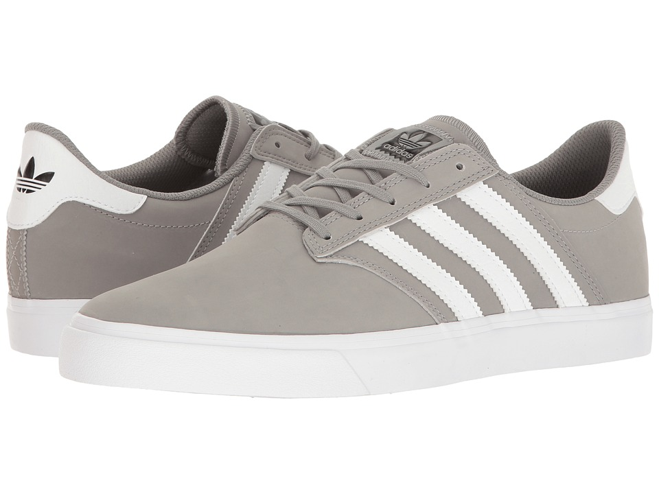 adidas Skateboarding - Seeley Premiere (Charcoal Solid Gr...