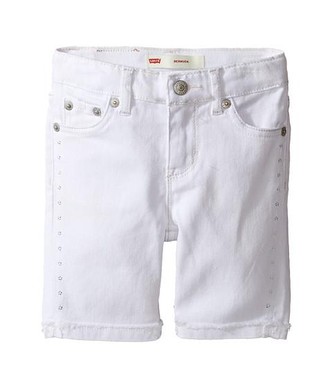 Levi&39s® Kids Sideseam Bermuda Shorts (Toddler) - Zappos.com Free